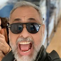Jorge Rial anunció un radical cambio de vida con un tierno mensaje