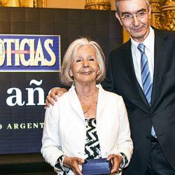 Beatriz Sarlo y Nelson Castro | Foto:Equipo de Fotografía de Perfil
