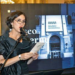 Victoria Noorthoorn, directora del Museo de Arte Moderno de Buenos Aires | Foto:Equipo de Fotografía de Perfil