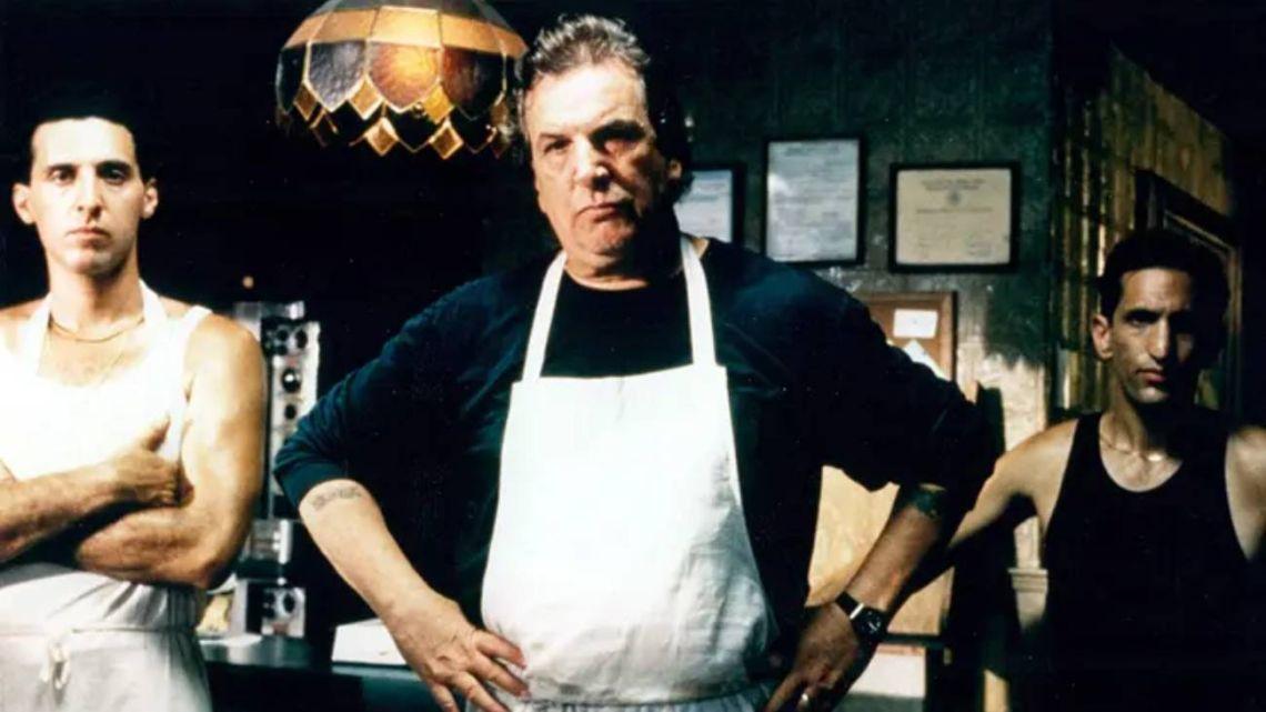 Murió Danny Aiello, el querido actor de El Padrino II