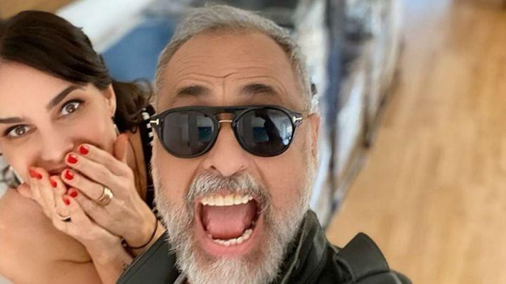 """El particular pedido de """"socorro"""" de Jorge Rial"""