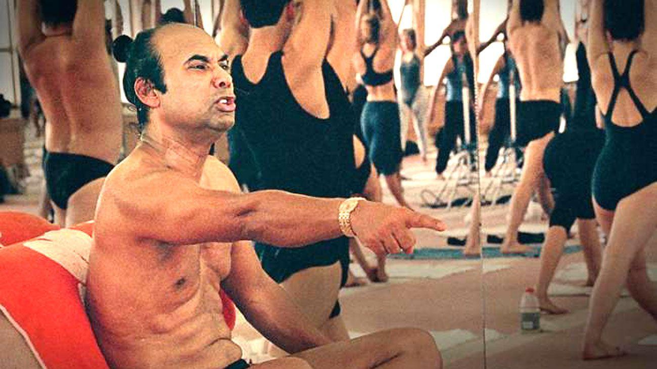 De gurú del 'yoga caliente' a abusador serial