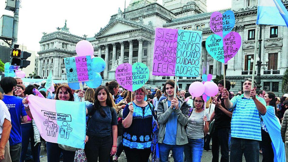 protestas celestes antiderechos aborto legal 20191214