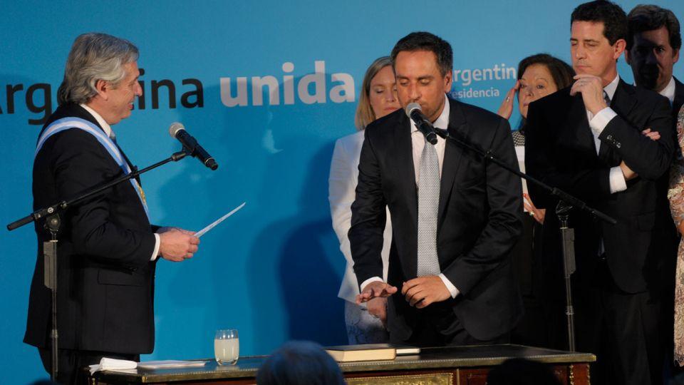 jura ministro Juan Cabandie 20191214