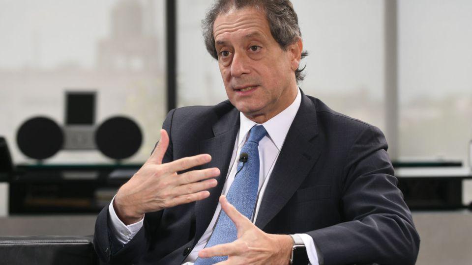 """Estrategia antiinflacionaria: """"Tengo la voluntad de bajar la inflación a un dígito en 18 meses""""."""