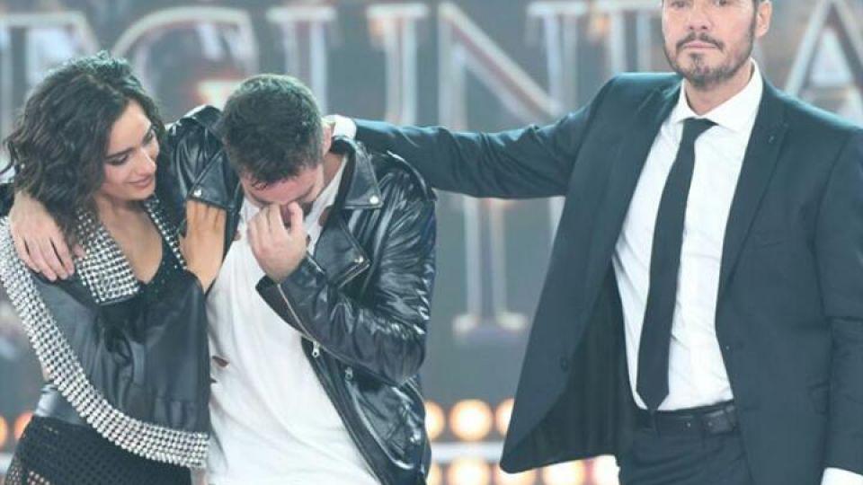 Pampita y todo el jurado del Bailando lloraron al escuchar a Nico Occhiato hablar de sus abuelos
