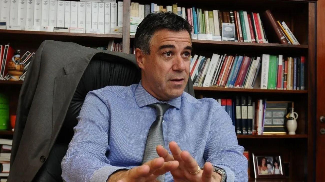 El ex juez federal Daniel Rafecas.
