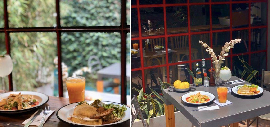 Comer al aire libre: patios y terrazas para descubrir en Buenos Aires