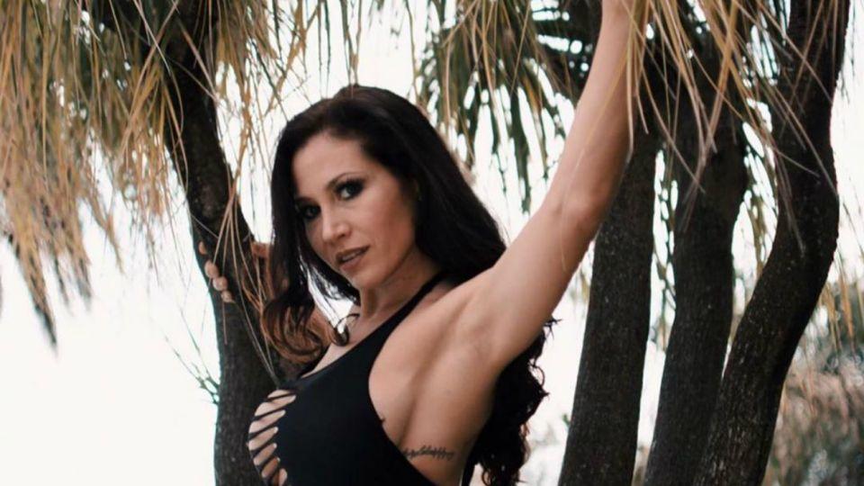 Adabel Guerrero se renovó y se sometió a un radical cambio de look