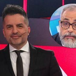 Ángel de Brito y Jorge Rial