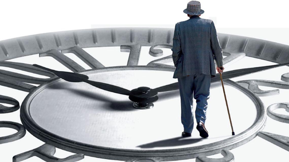 Detener el reloj. La mayoría de las investigaciones buscan mejorar la calidad de vida, a medida que la población se hace más añosa.  | Foto:Depositphotos