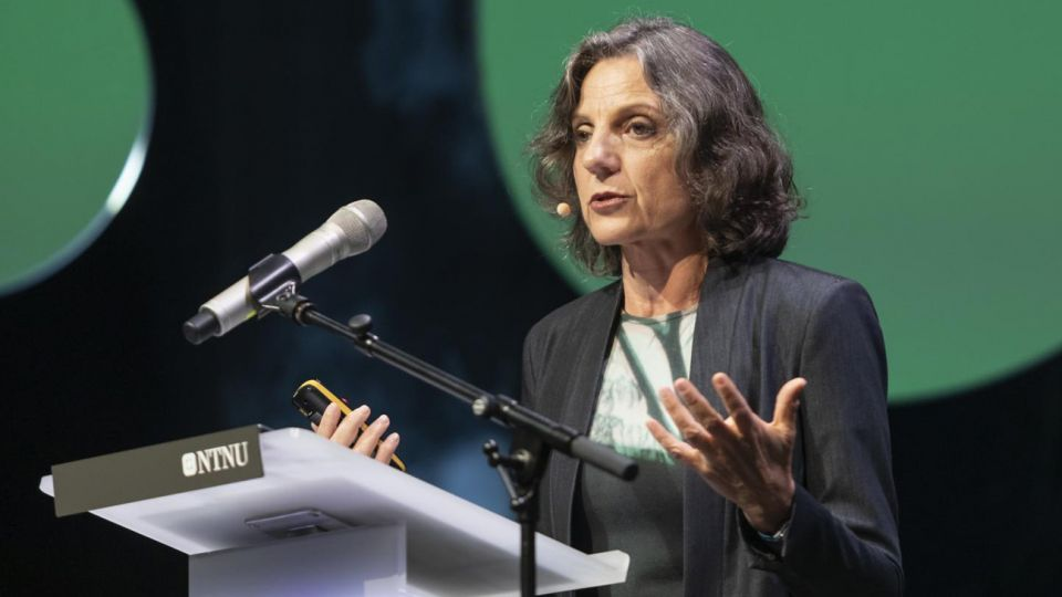 La ecóloga Sandra Díaz, una de las diez personalidades de la ciencia 2019.