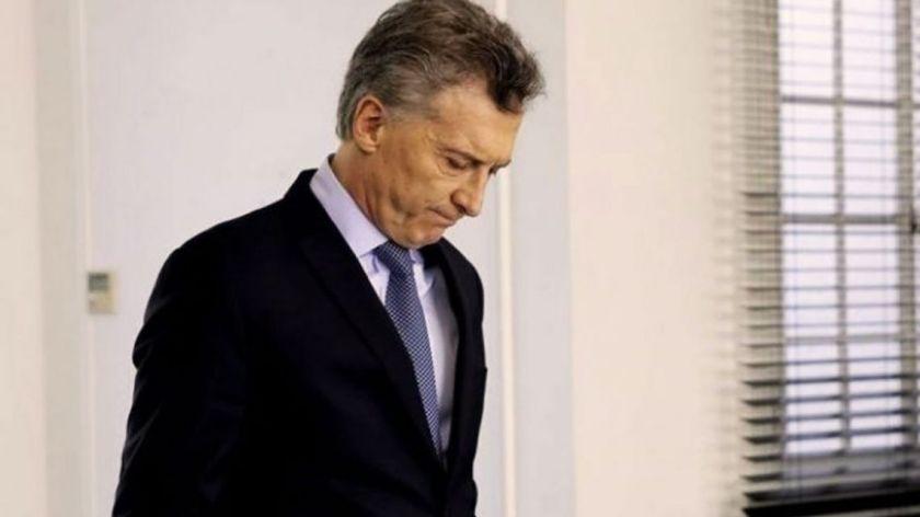 Reapareció Macri: ya instalado en su nueva oficina - Política y Economía