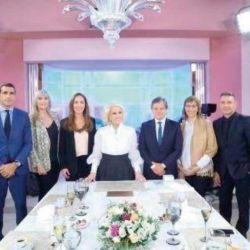 Vidal-Sacco: Stanley y Salvai, los amigos elegidos para la presentación oficial