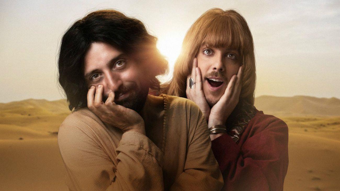 """El """"Jesús gay"""" de la serie de Netflix, """"La primera tentación de Cristo"""""""