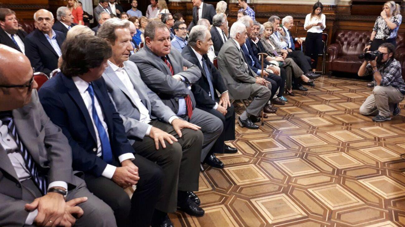 Murió Leandro Despouy, dirigente radical y ex presidente de la AGN