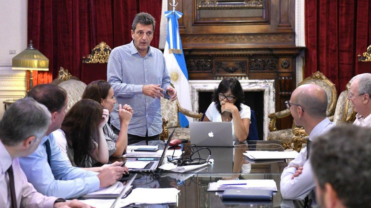 Emergencia: el Gobierno confía en que tiene los votos y fijó hora para la sesión