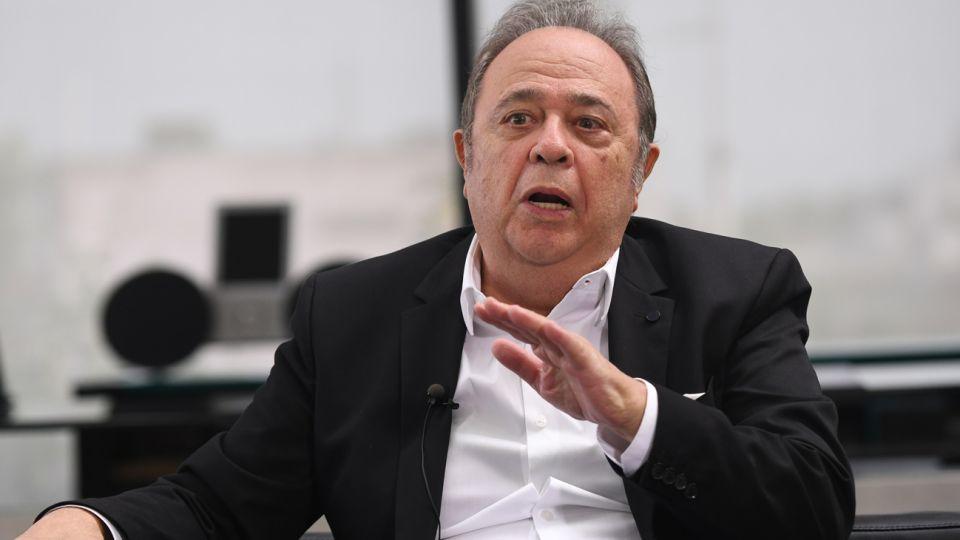 El ex Presidente de la Camara de Diputados Al berto Pierri en entrevista con Jorge Fontevecchia