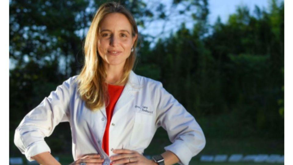 Dra. Sara Andreucci