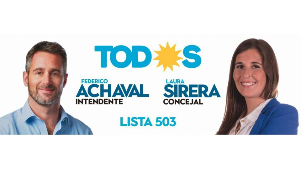 Laura Sisera, excandidata a concejal por el Frente de Todos