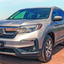 El Honda Pilot se produce en los Estados Unidos.