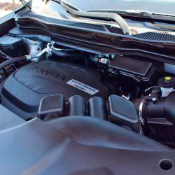 El Pilot cuenta con un motor de 6 cilindros desconectables.