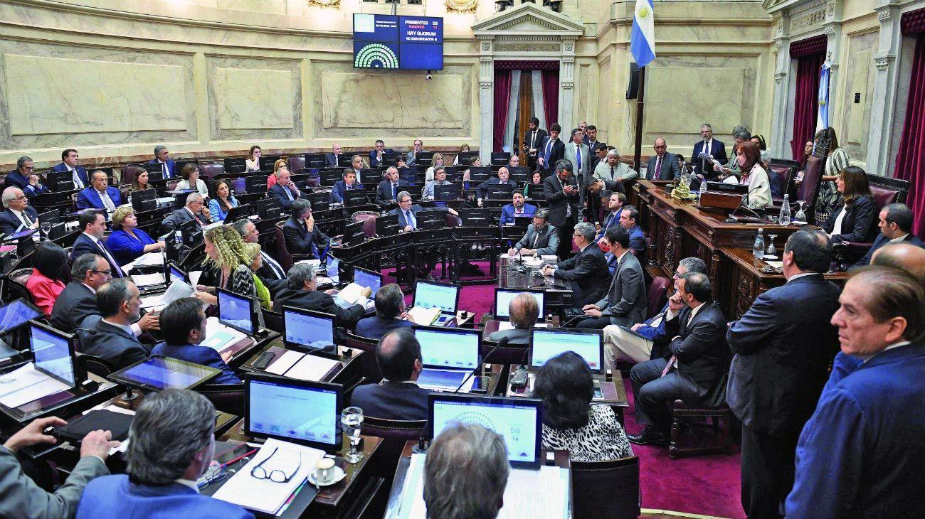 El debut de Alberto. Conseguía esta madrugada la aprobación del proyecto de Emergencia. Juntos por el Cambio no dio quórum en Diputados y tampoco en el Senado.