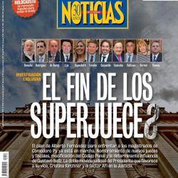 El fin de los superjueces | Foto:Cedoc