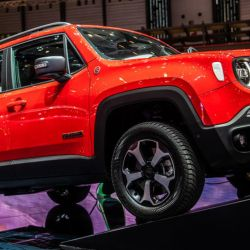 Jeep Renegade y Compass