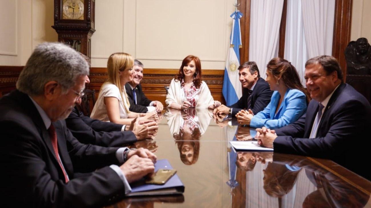 Vivo | Solidaridad social: tras el cuarto intermedio, continúa el debate en el Senado