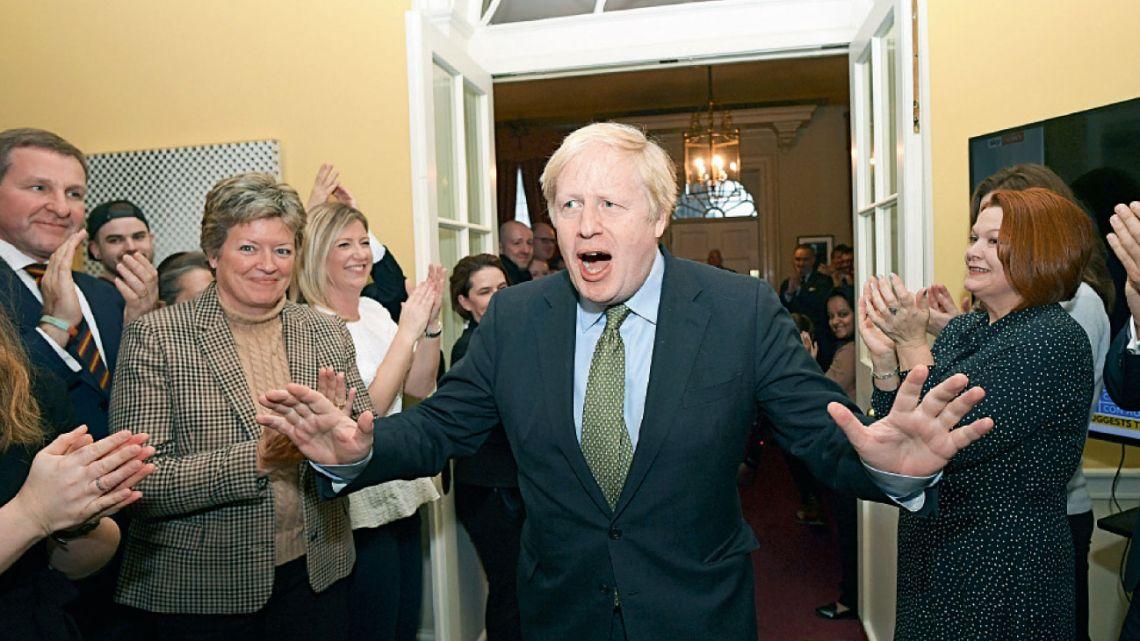 Boris Johnson | Foto:AFP