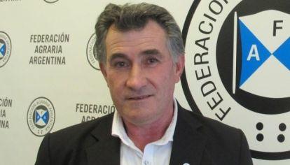 Presidente de la Federación Agraria Argentina