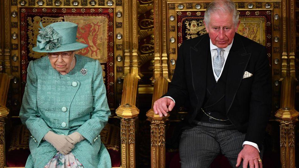 Brexit Isabel II 20191220