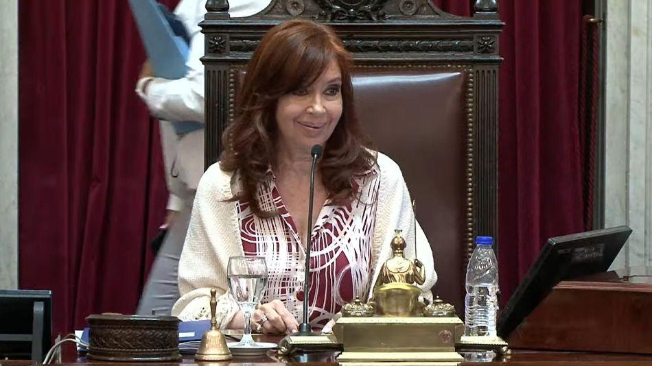 Cristina Fernández de Kirchner 20191220