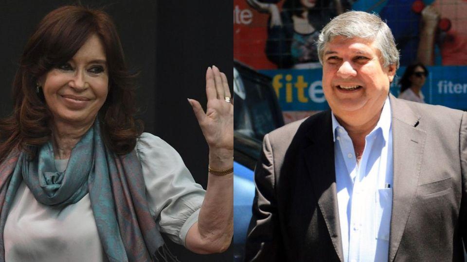 Cristina Kirchner y José Mayans.
