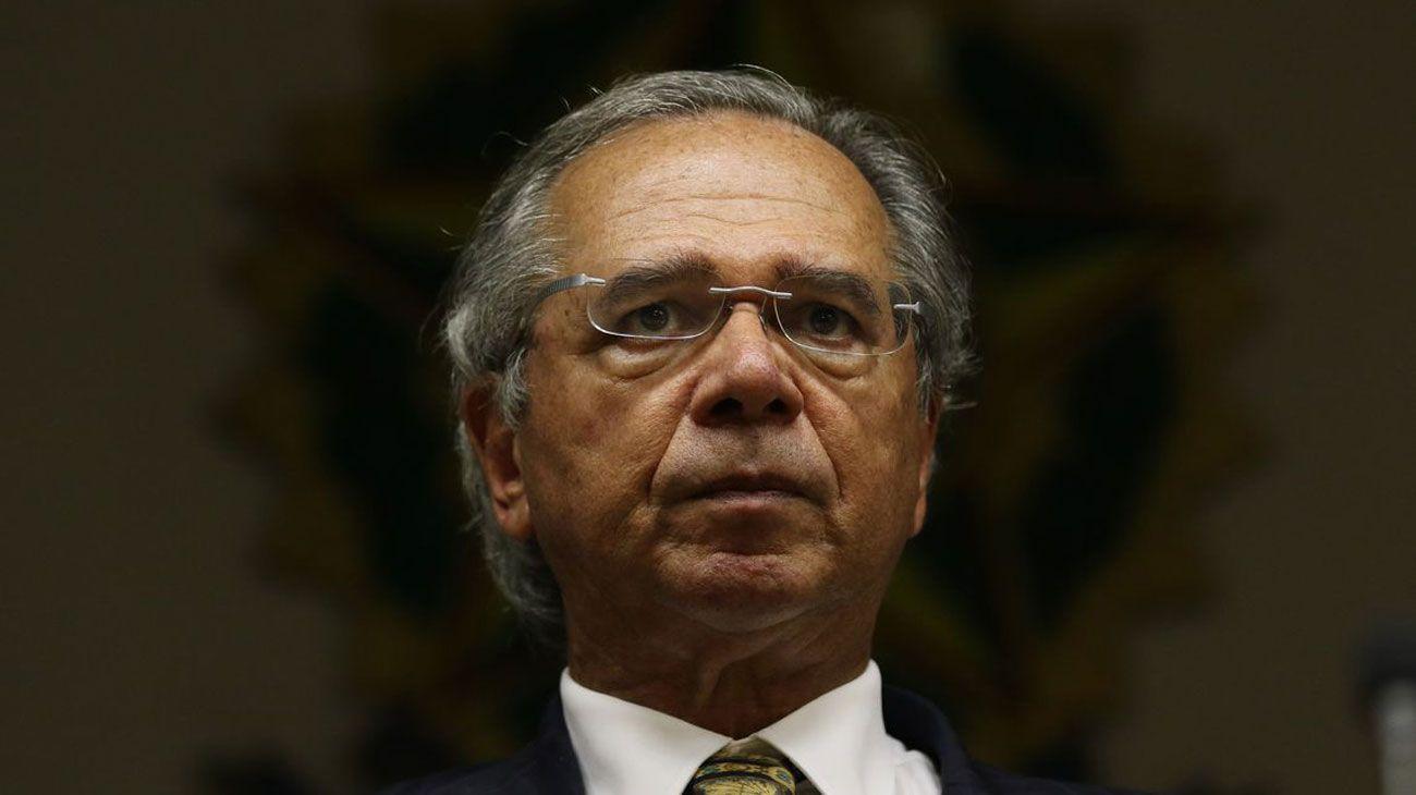 Paulo Guedes, Ministro de Economia de Brasil.