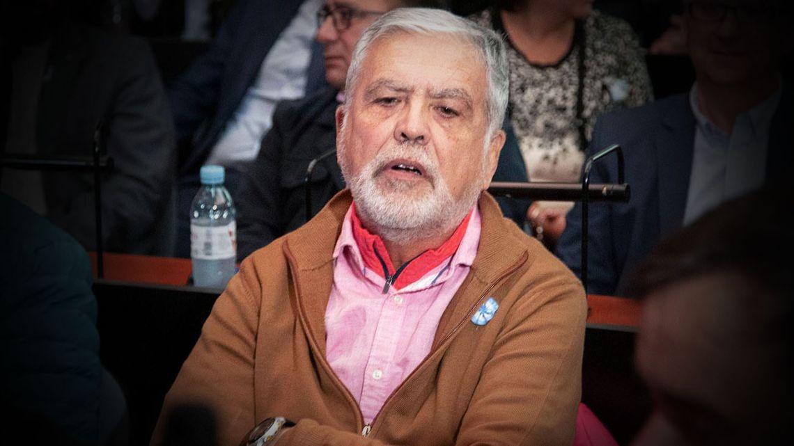 Former federal planning minister Julio de Vido.