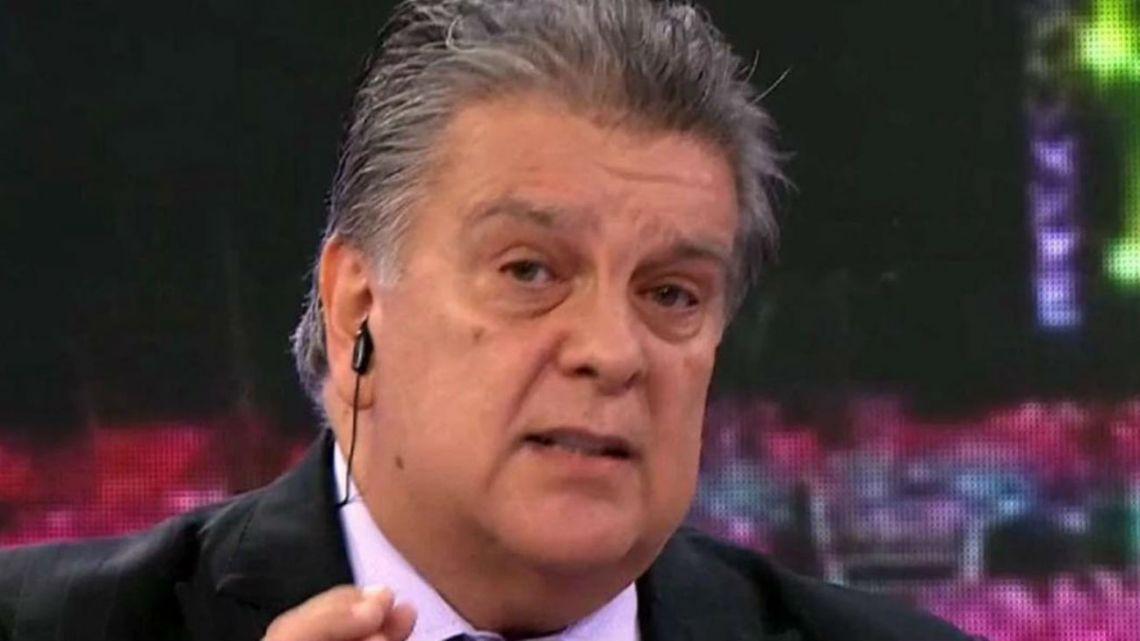 Luis Ventura liquidó a la ex niñera de Pampita