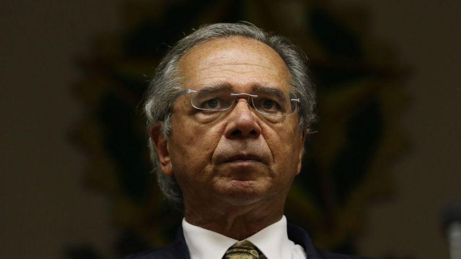 Paulo Guedes Ministro de Economia de Brasil