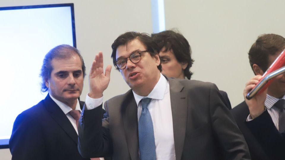 El ministro de Trabajo, Claudio Moroni.