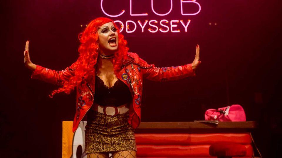 Elisabet Casanovas, la actriz que personificó a Tania en la serie Merlí, visitará por primera vez Buenos Aires para protagonizar el unipersonal Kassandra en el Festival Temporada Alta Buenos Aires.