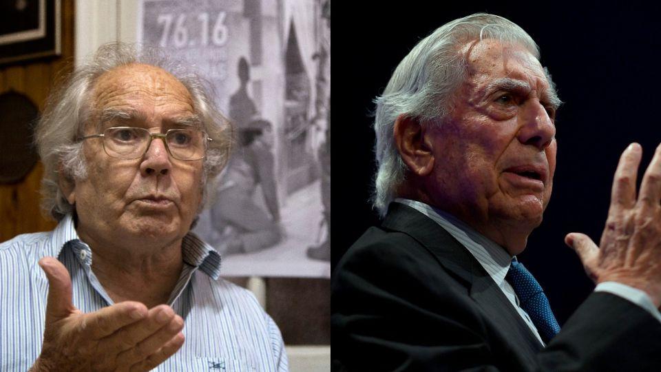 Adolfo Pérez Esquivel  Mario Vargas Llosa g_20191222