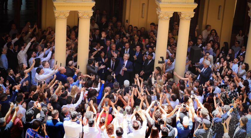 En los próximos días llegará el FMI al país — Fernández