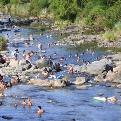 Los ríos y las playas son uno de los grandes placeres del verano en Córdoba.
