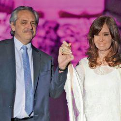 Alberto Fernández y Cristina Kirchner | Foto:Marcelo Escayola