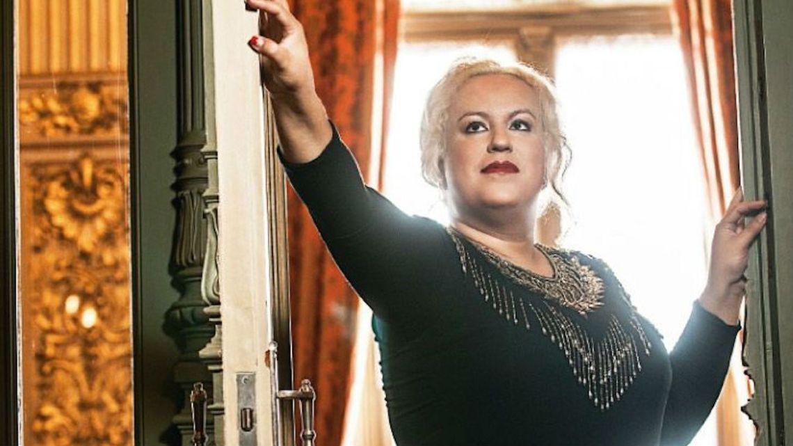 Transgender opera singer María Castillo de Lima