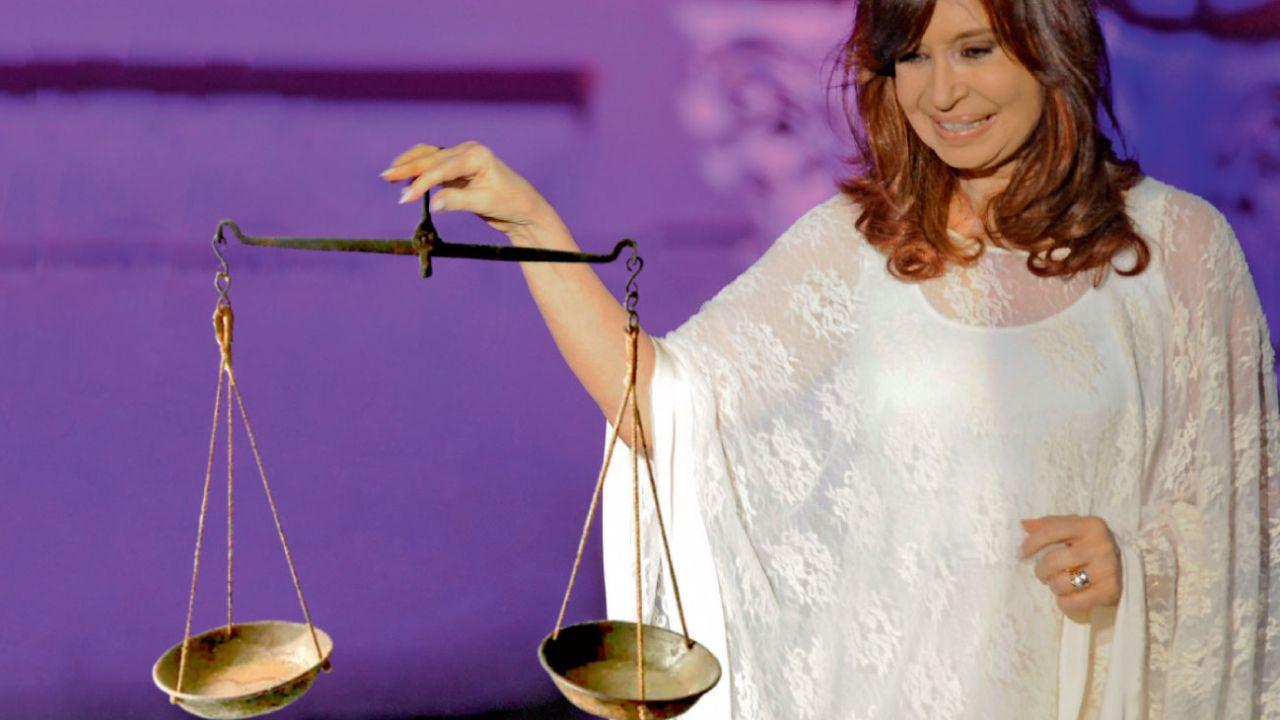 Cristina Kirchner | Foto:Marcelo Escayola