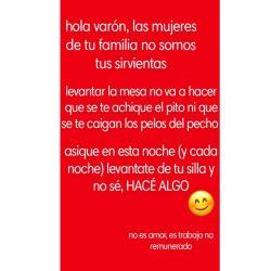 El mensaje de Ángela Torres contra los hombres de su familia