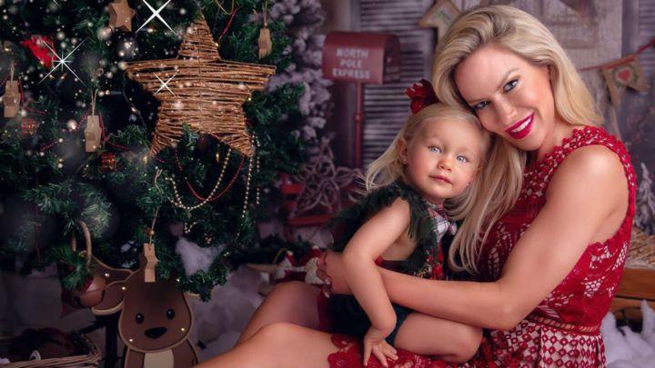 Luli Salazar sorprendió a su hija con un costoso regalo
