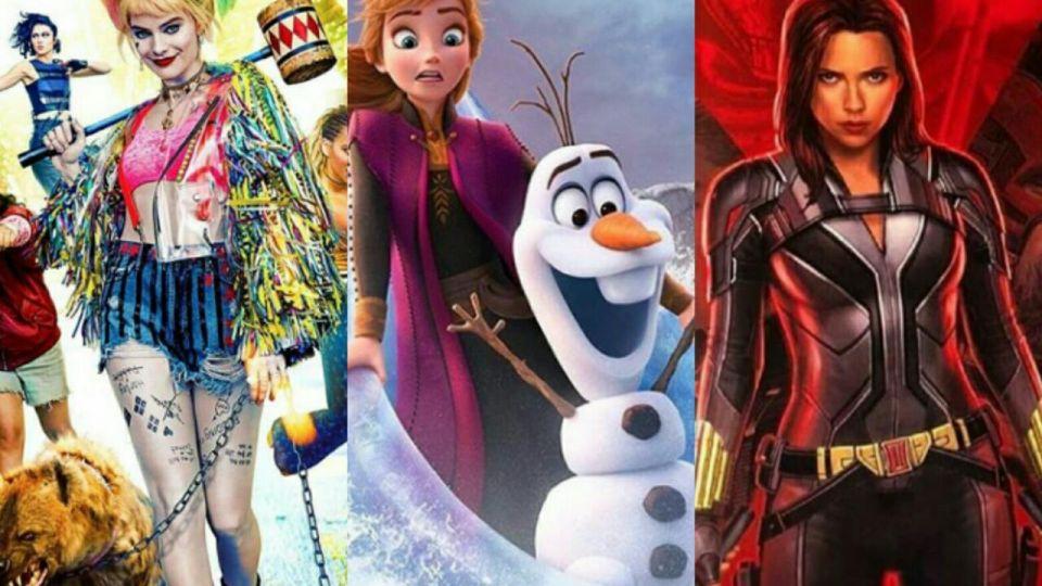 """Cinco películas de 2020 que serán los """"tanques"""" de la gran pantalla"""